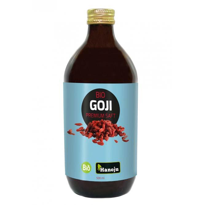 Био сок от Годжи Бери, премиум, 500 мл.