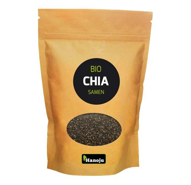 Чиа семена: Семена от чиа 500 гр.